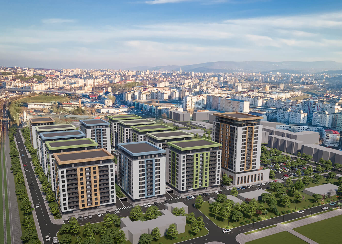 apartamente noi in iasi cartierul dacia dezvoltator imobiliar